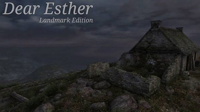 Comprar Dear Esther Black Friday