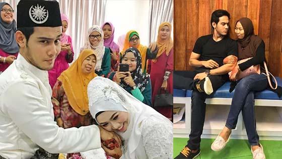 Isteri Hafidz Roshdi Dikutuk Tak Cantik, Rakan Artis Tampil Beri Sokongan