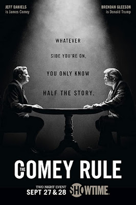 The Comey Rule Showtime