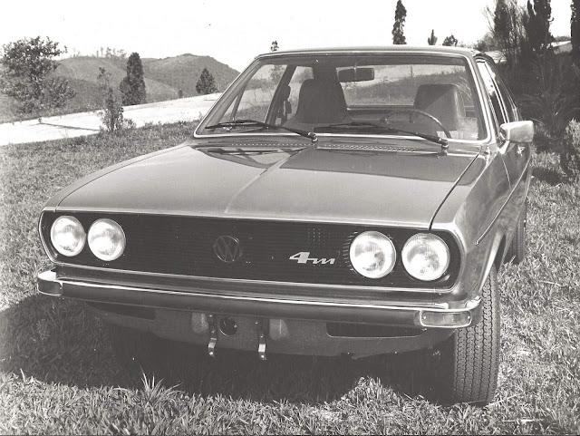 VW Passat 4LM 1978
