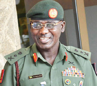 Army Chief Unveils First Nigerian Army Aviation Hanger