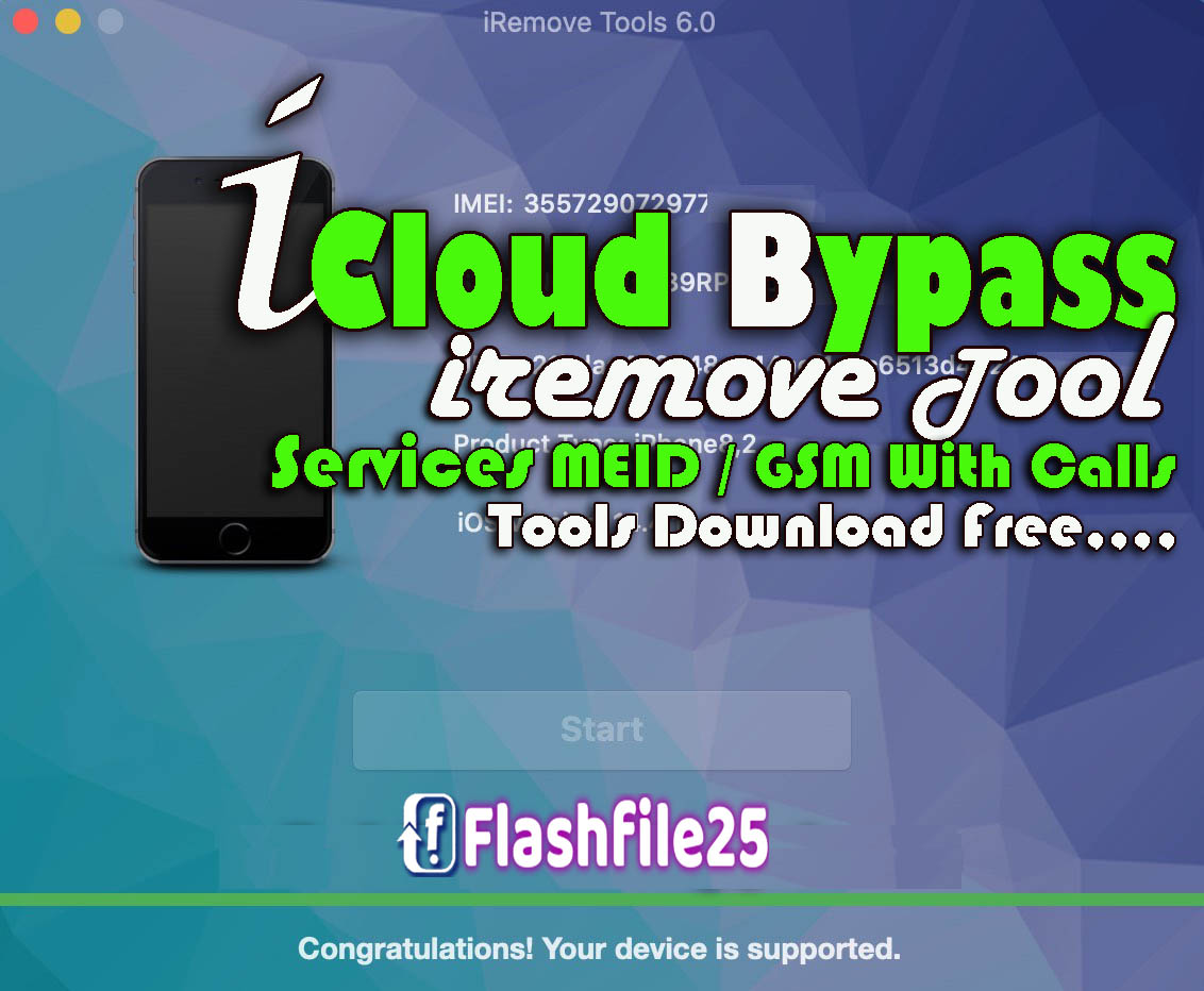iremove Tool Services MEID   GSM With Calls   iCloud Bypass
