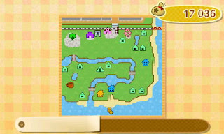 carte de la ville de *Cléo*
