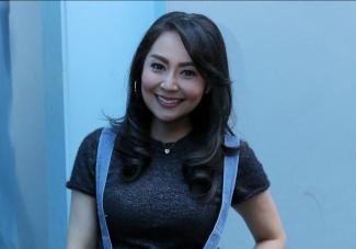 Tessa Kaunang Tunggu Waktu yang Tepat Kenalkan Pacar ke Publik
