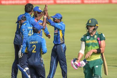SL vs SA ICC WORLD CUP 35th match Prediction