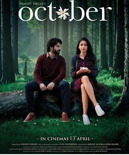 october movie box office
