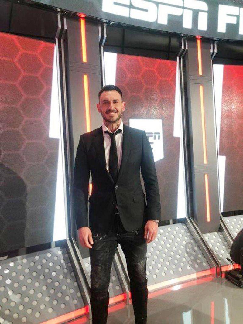 Mauricio Pinilla habla de su nueva vida como comentarista deportivo