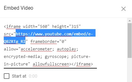Cara Mudah Memasang Video Youtube Responsive Pada Tampilan Mobile