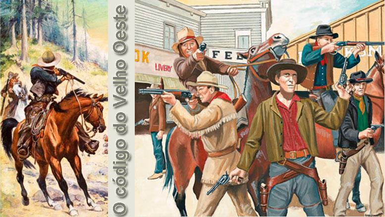 Código de Honra dos Cowboys Americanos