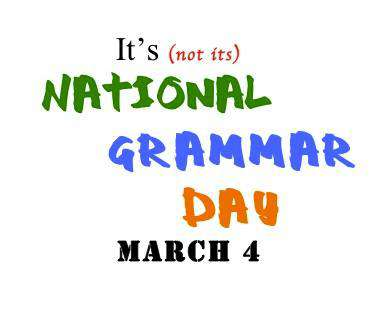 National Grammar Day Wishes For Facebook