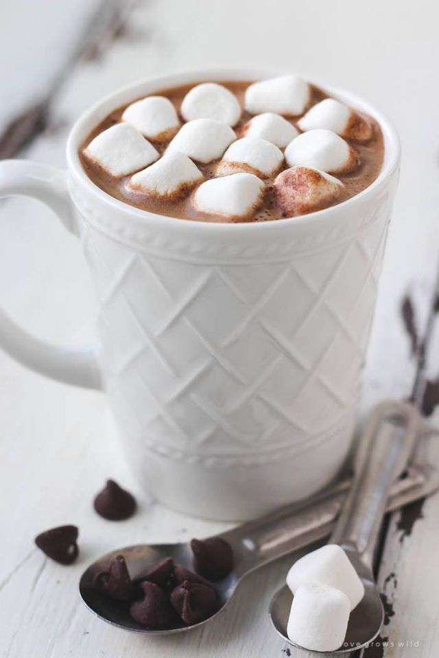 National Hot Chocolate Day Wishes Images