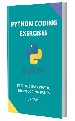 PYTHON CODING EXERCISES: CODING FOR BEGINNERS