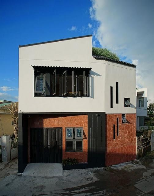 [Chia sẻ] phong cách thiết kế nhà phố đẹp ở miền trung Việt Nam