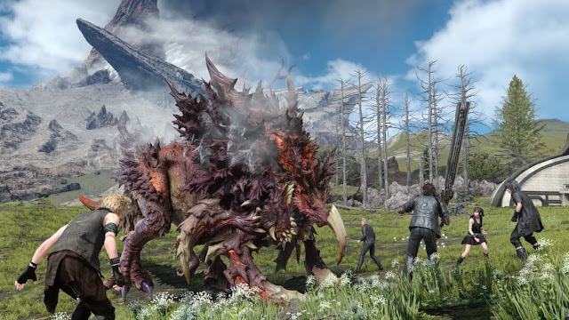 Imagem do Final Fantasy XV Windows Edition
