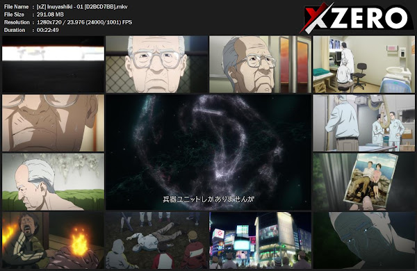 Capturas de Inuyashiki