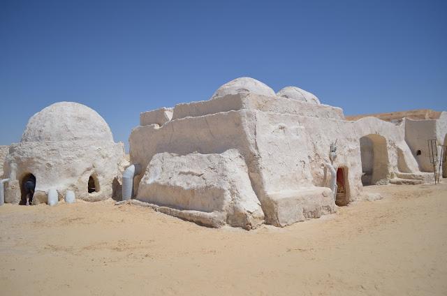 cenário do filme Star Wars episódio 4