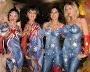 New Zealand Sexy Women 43