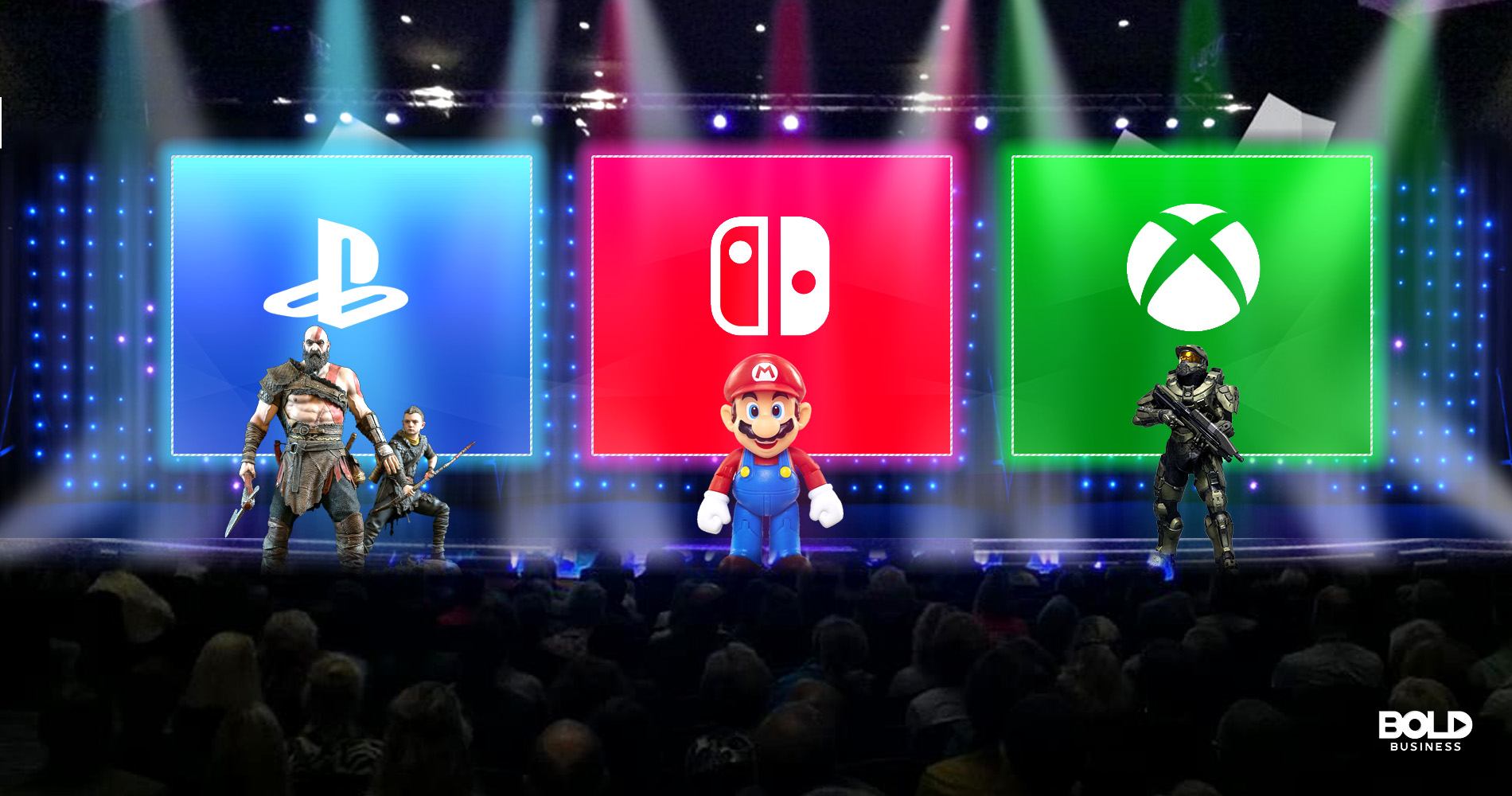 Microsoft, Sony and Nintendo will work together to protect gamers from toxicity, criminals and other threats