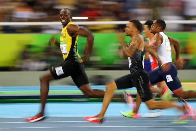 Olimpíadas 2016 - Bolt