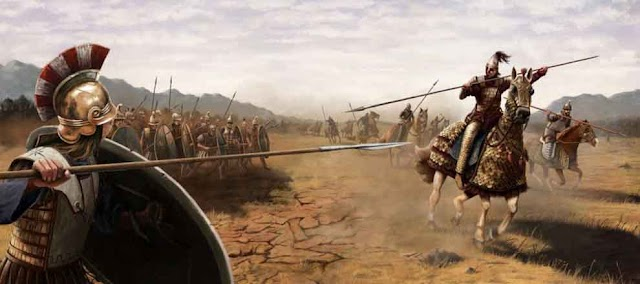 Makedonische Geschichte: Der Aufstieg und Niedergang des Seleukidenreiches