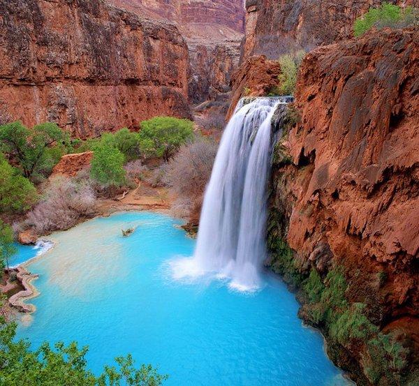 Amazing Waterfalls On Earth