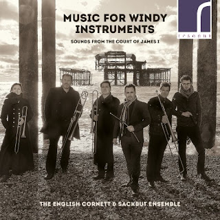 Music for Windy INstruments - English Cornett & Sackbutt Ensemble