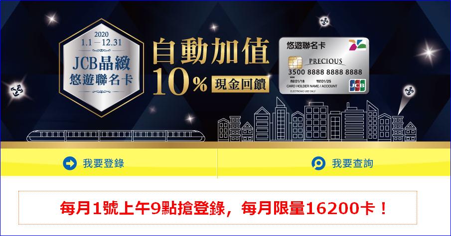 【悠遊聯名卡排行榜】JCB自動加值10%/加油滿500送10%! @ 符碼記憶