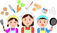 「子どもと作れる体温めスープ」モンテッソーリ,食育,子育て,料理,クッキング