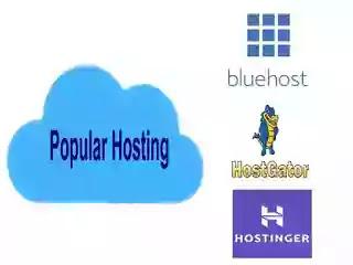 popular hosting