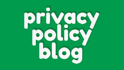 Membuat Pripacy Policy BLog