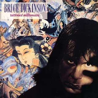 """Bruce Dickinson - """"Tattoed Millionaire"""""""