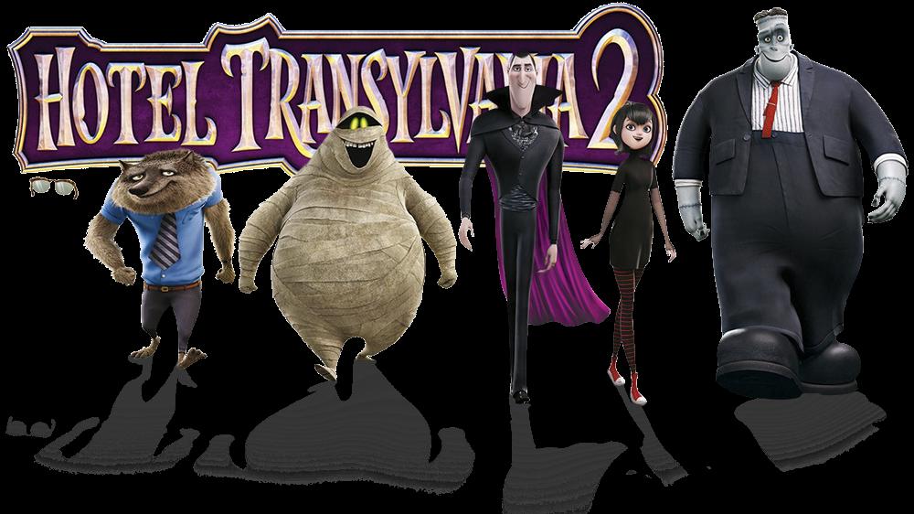 Hotel Transylvania 2 (2015) Dual Audio Hindi 720p BluRay
