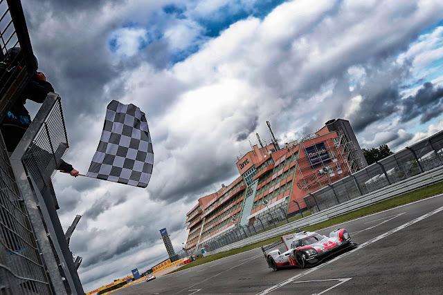 Porsche WEC 2017