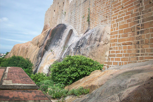 Thiruchirappalli Rock Fort Malai Kottai