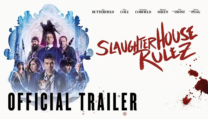 Slaughterhouse Rulez | Official Trailer HD