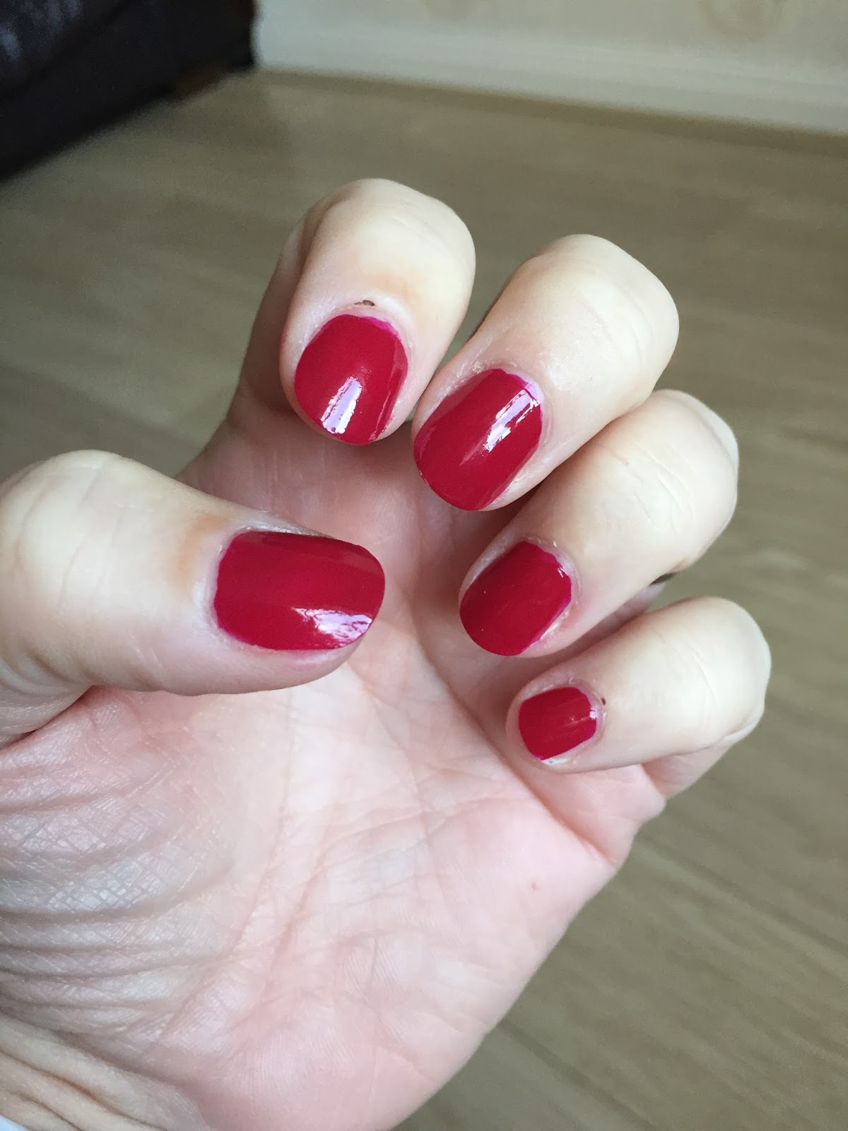 Essence True Love Nail Polish - A NOTD And Review - Mammaful Zo ...