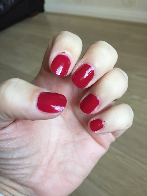 NOTD And Review - Essence True Love