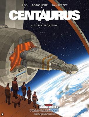 Centaurus de Lea Rodolphe