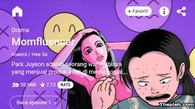 Momfluencer Webtoon