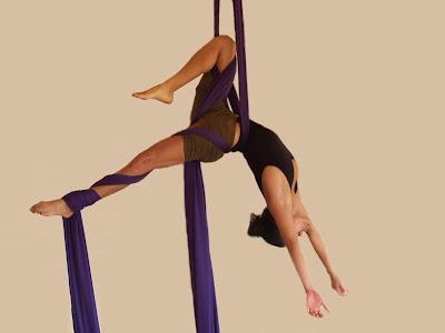 Danza Aérea actividad física