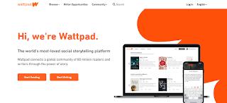 Cara Mendapatkan Uang dari Wattpad ~ Koin Gratis dan Paid Story
