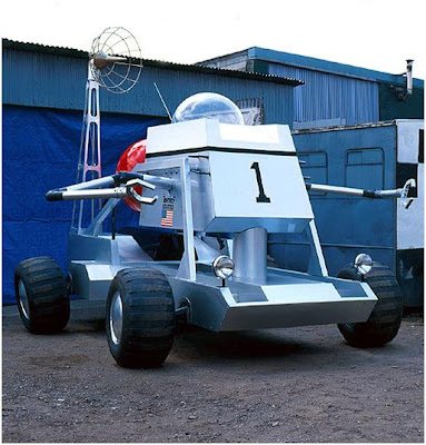 MOONBASE CENTRAL: Buggies Are Forever: The 007 Moon Buggy ...
