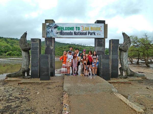 Taman Nasional Komodo - Pulau Rinca