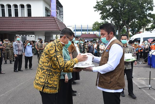 """Herman Deru Siap Kucurkan Insentif untuk Dokter dan Perawat """"Covid-19"""""""