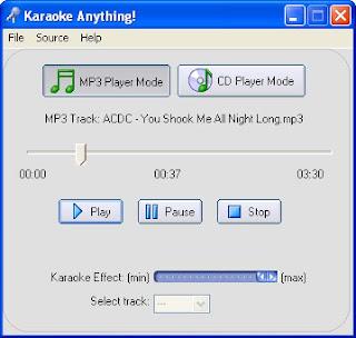 δωρεάν πρόγραμμα δημιουργίας Karaoke