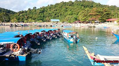 Bot Untuk Island Hopping Langkawi