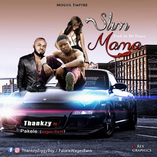 [Music] Thankzy Ft. Pakele - Slim Mama (Prod. By Mr. Tunes)