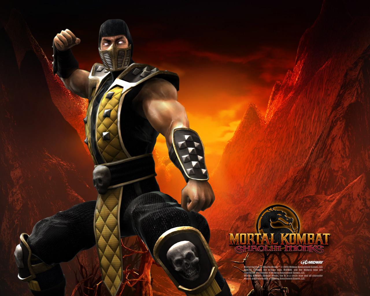 Sexy Girls Mortal Kombat
