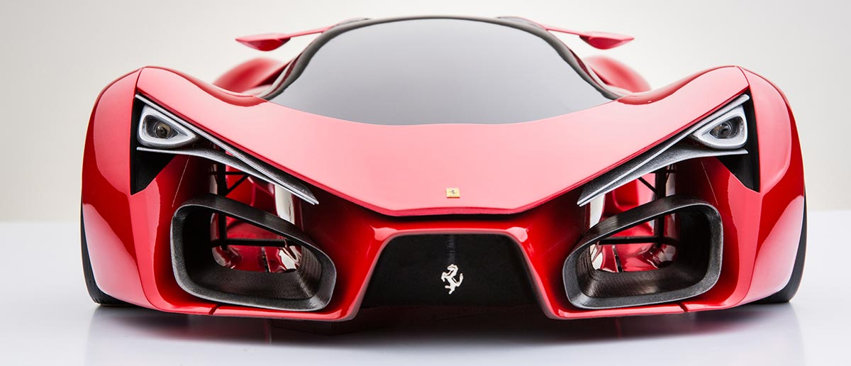 Ferrari F80 Price >> Ferrari,LaFerrari Hybrid V8 Successor Envisioned - Top Gear