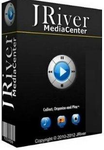 تحميل برنامج تشغيل الملفات الصوتية والفيديوهات JRiver Media Center